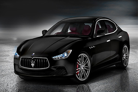 Maserati Ghibli Luxury